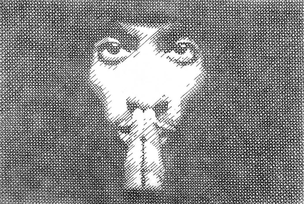 Concentration 13 - Tupac by BiondoArt-dot-com