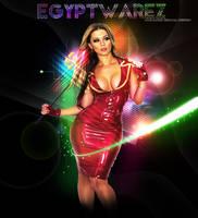 Use lighting effects to make a beautiful art ... by EgyptWarez