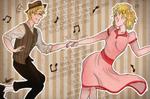 Swing Time by KutieKittyKandyKorn