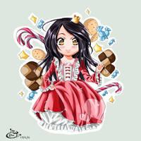 Candy Princess by Reikyourin