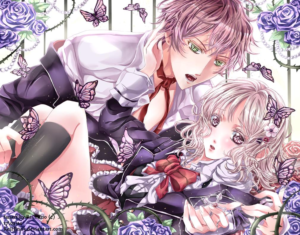 Vampire's Bride by Reikyourin