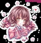 Ria-chan by Reikyourin