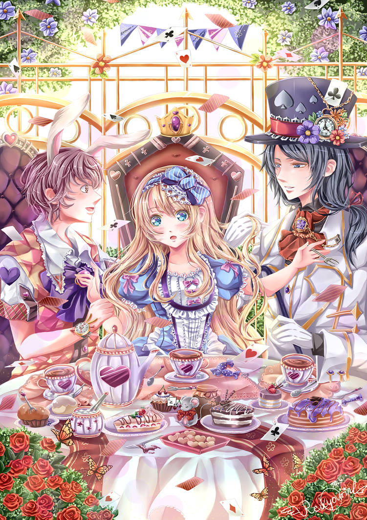 Tea Party by Reikyourin