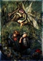 Lost In Forest by Scarletmcd
