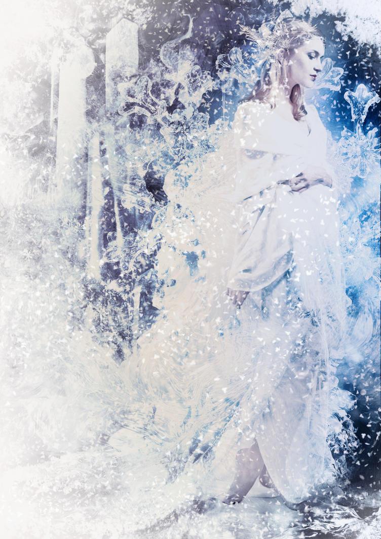Snowqueen by Scarletmcd