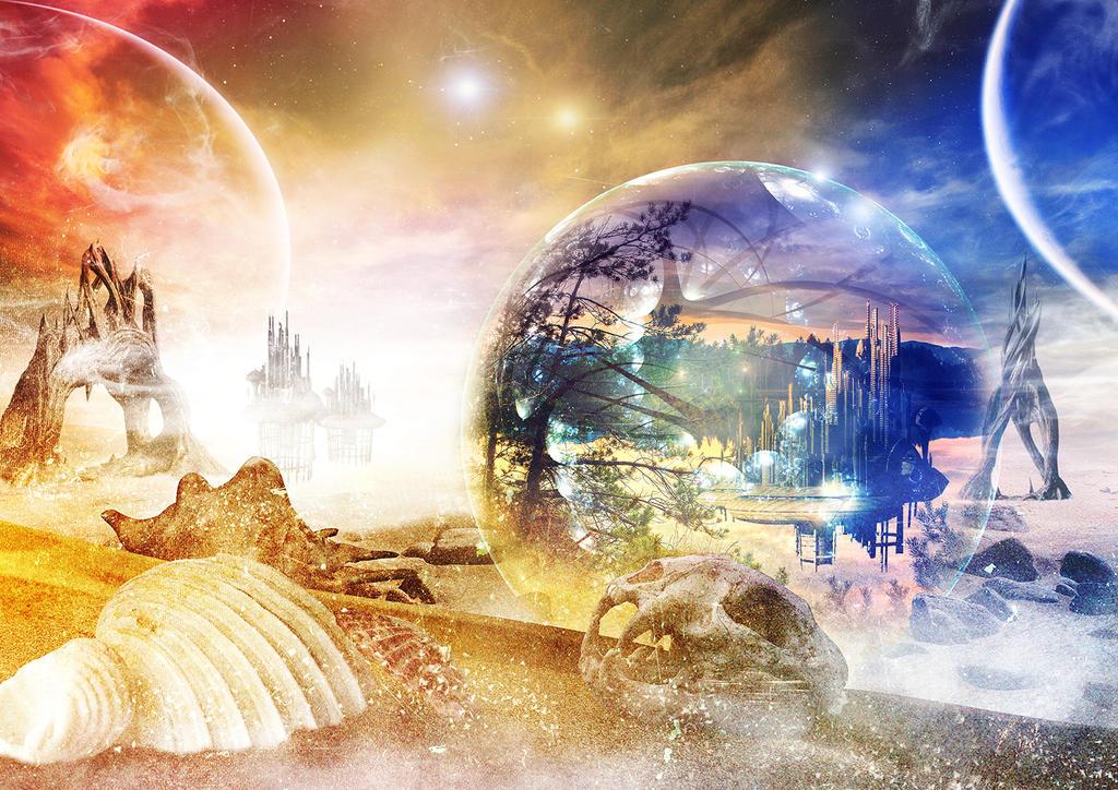 Dreamscape by Scarletmcd