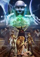 Return To Oz by Scarletmcd
