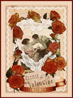 Be my Valentine by Scarletmcd