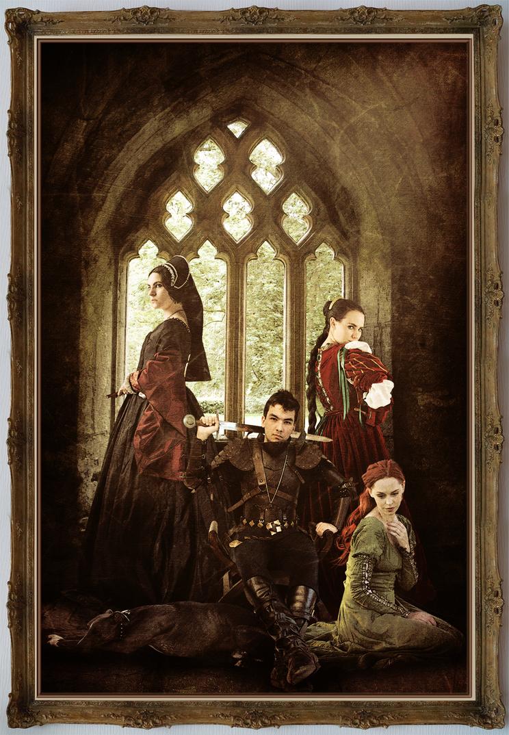 Family Portrait by Scarletmcd