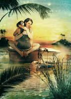 Summer lover by Scarletmcd