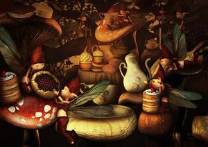 Goblin Tea Party