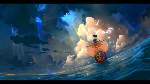 Keep Sailing - One Piece