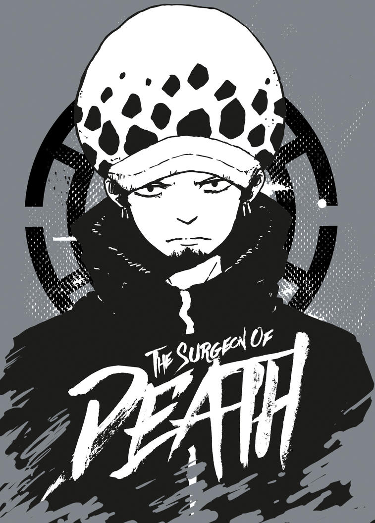 Trafalgar Law - One Piece by ombobon on DeviantArt