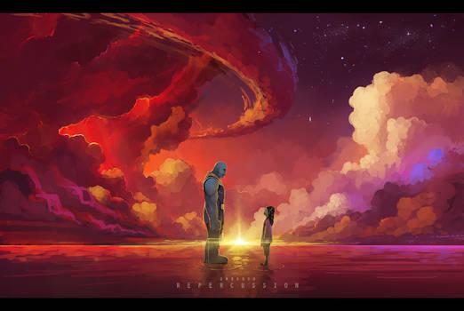 Repercussions - Avenger Infinity War