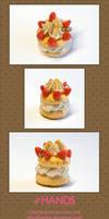 Strawberry Shortcake by hanmei