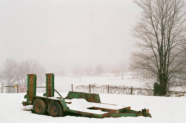Virginian Farm 35mm by tad
