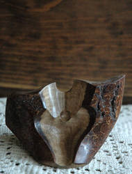 Wood Heart by tad