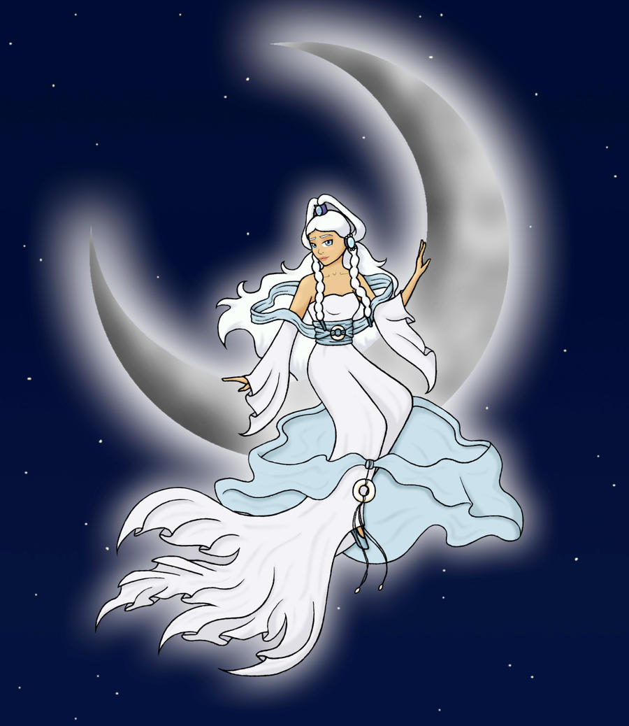 Moon In Avatar Movie: Spirit Of The Moon By Whisperwings On DeviantART