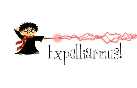 Expelliarmus Cutie by Whisperwings