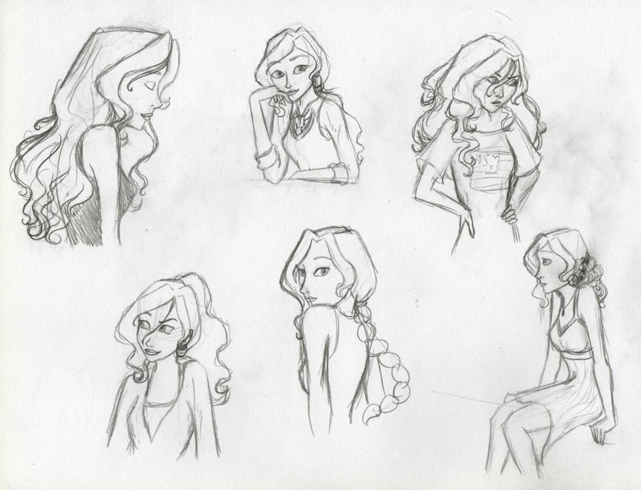 Lissy Hair by Whisperwings