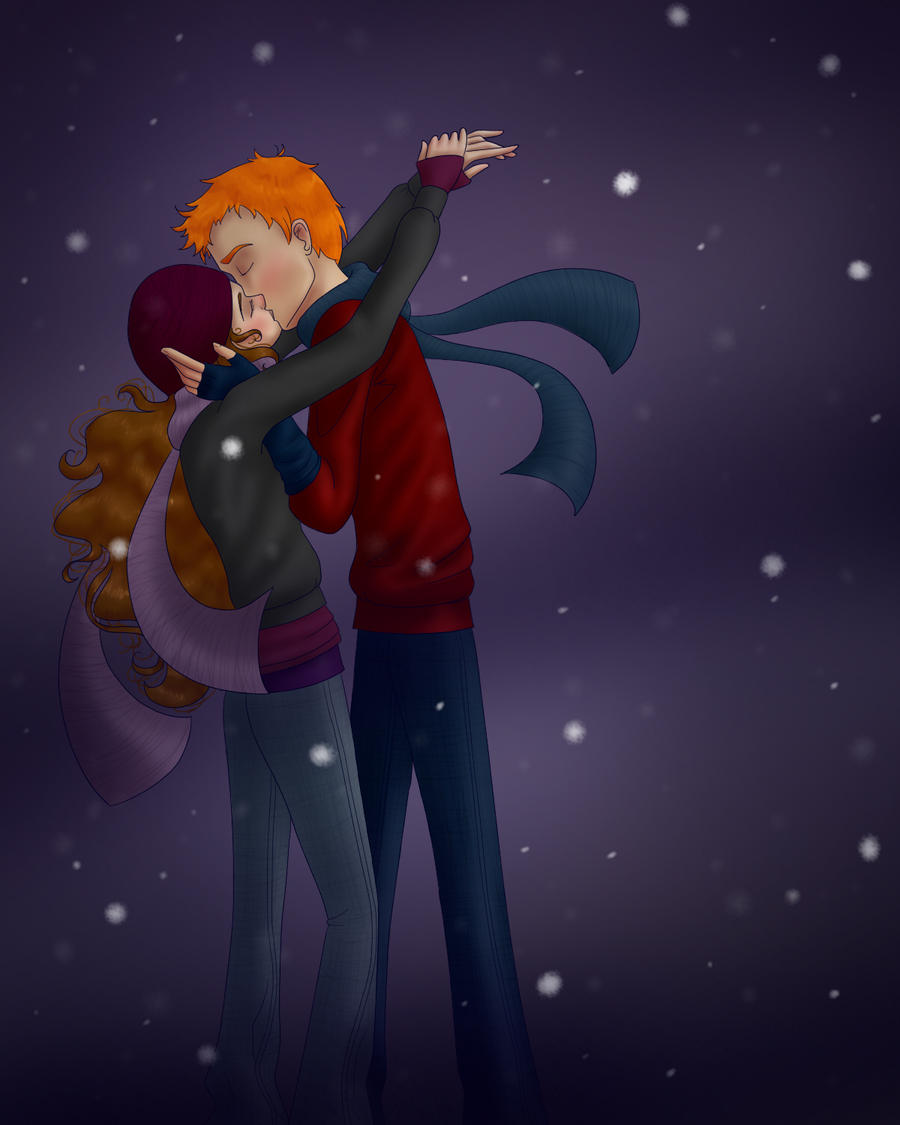 Winter Kisses by Whisperwings