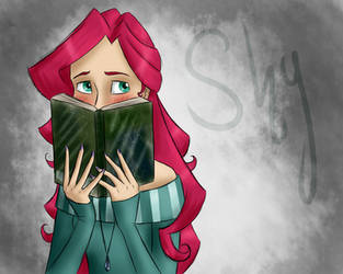 Shy by Whisperwings