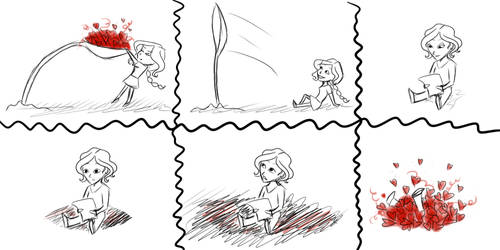 Flinging Love! by Whisperwings