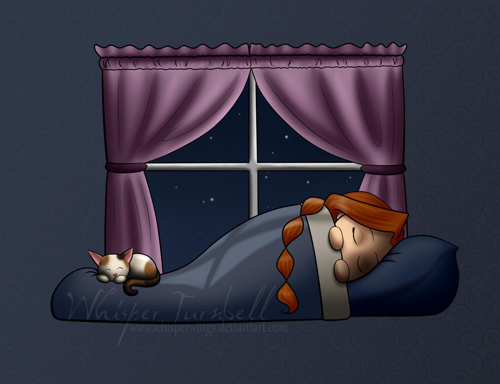 Sleepy Time by Whisperwings