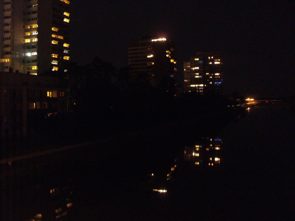 Night at the river by FanOfNarnia