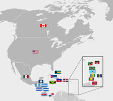 (Flags of North America)