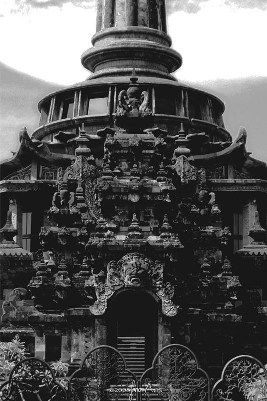 Old Bali by SimonArts
