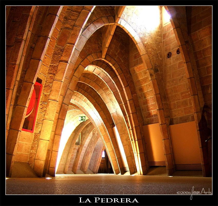 La Pedrera by SimonArts