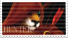 TLoS stamp - Hunter by Larzu
