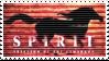 Spirit stamp by Larzu