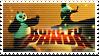 Kung Fu Panda stamp by Larzu