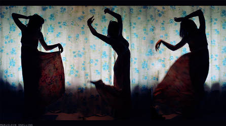 Dancing Silhouettes.