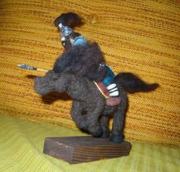 Horse Pikeman 2