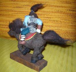 Horse Pikeman 3
