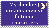 Dumb Dreams and Characters by flarefugikage