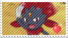 Weavile Stamp by flarefugikage