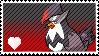 Staraptor Stamp 2 by flarefugikage