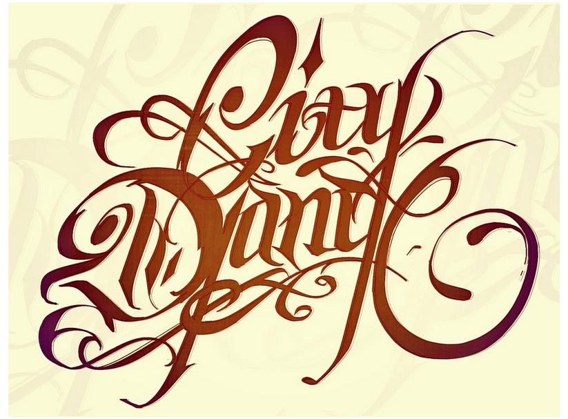 City Dance logo by Wator by Wator