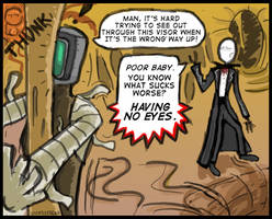 6 Days a Sacrifice: Fan-comic by wunderbear