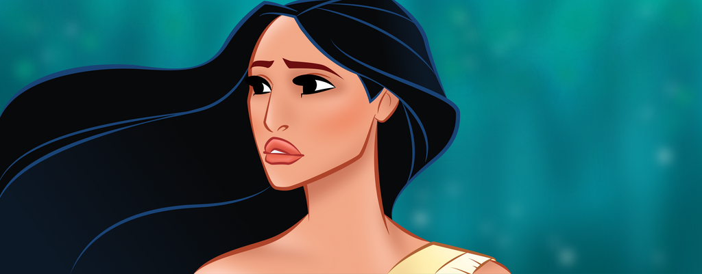 Pocahontas by Anchen