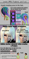 Simple IMVU Tutorials