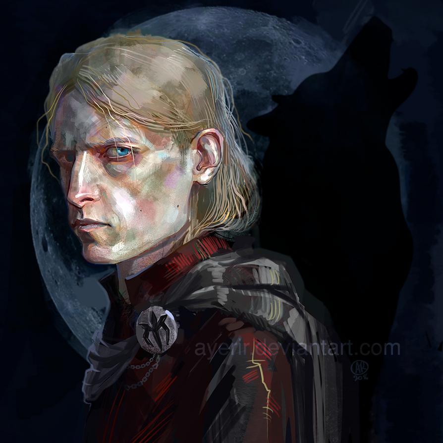 Wolf by AyeriR