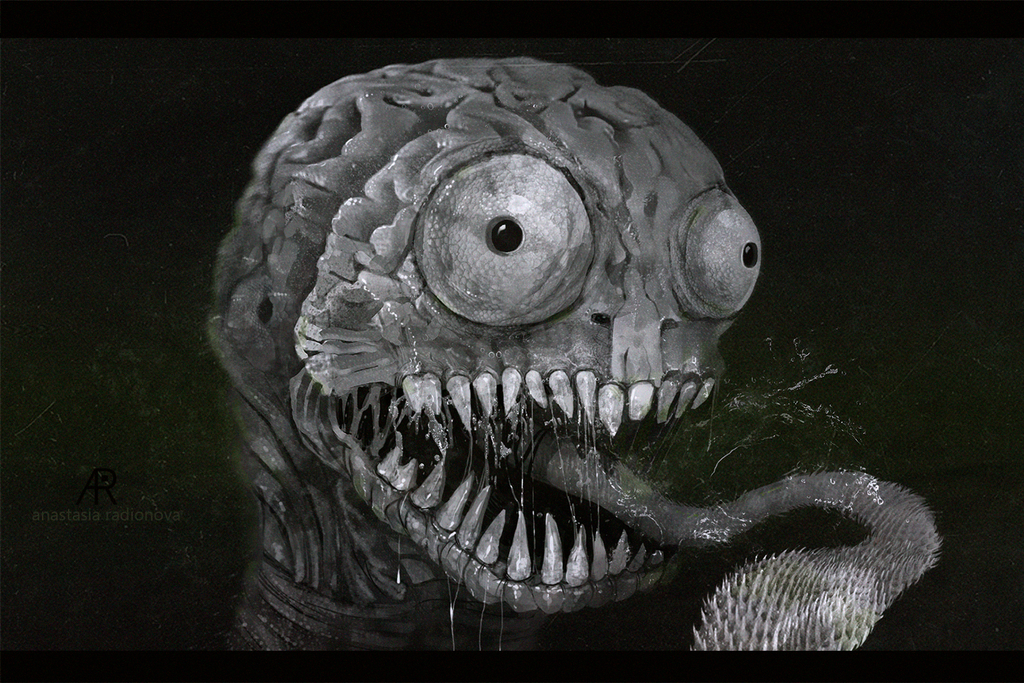 Beast by AyeriR
