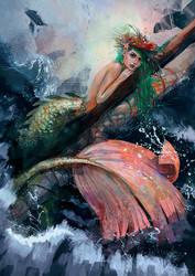 Mermaid by AyeriR