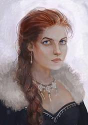 Astrid by AyeriR