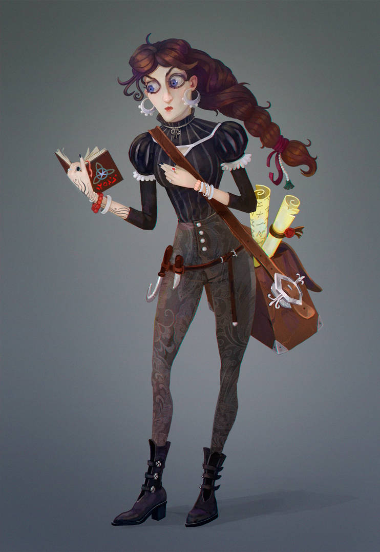 Scholar by AyeriR